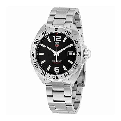 TAG Heuer Men's WAZ1112.BA0875 Formula 1 Stainless Steel Watch (Quartz 1 Watch Formula)