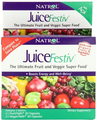 Natrol juicefestiv reviews