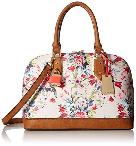 Image of Aldo Yilari Top Handle Handbag,  Bone Miscellaneous