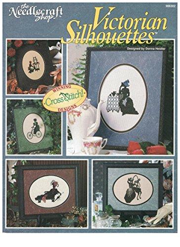 Victorian silhouettes: Winning cross stitch! designs