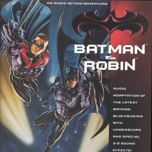 Batman & Robin - Sun Projects