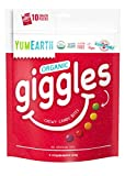 YumEarth Organic Giggles Chewy Candy, Fruit