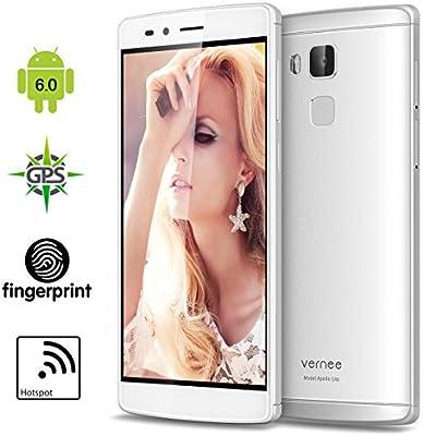vernee Apollo Lite 5.5 pulgadas 4 G Smartphone Android 6.0 Deca de ...