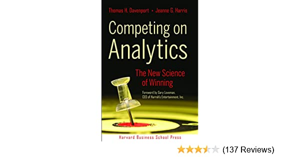 Amazon competing on analytics the new science of winning ebook amazon competing on analytics the new science of winning ebook thomas h davenport jeanne g harris kindle store fandeluxe Image collections