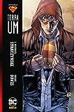 capa de Superman. Terra Um - Volume 1