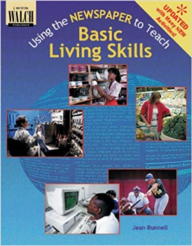 Using the Newspaper to Teach Basic Living Skills by Jean Bunnell (1998-06-01)
