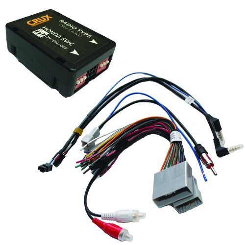 CRUX SWRHN-62B Radio Replacement Interface (for select Honda vehicles)
