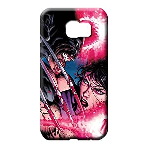samsung galaxy s6 case Shock Absorbent Hot Fashion Design Cases Covers phone carrying covers psylocke I4