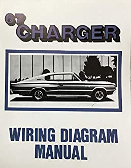 1967 dodge charger factory electrical wiring diagrams \u0026 schematics 2015 Dodge Charger Wiring Diagram