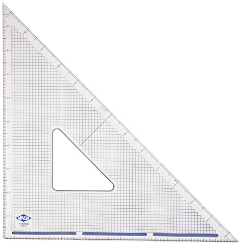 (Alvin ACT450-14 Cutting Edge Triangle (14