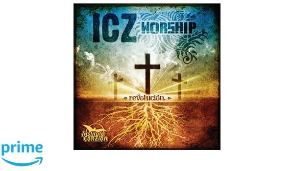 icz worship revolucion cd 2009