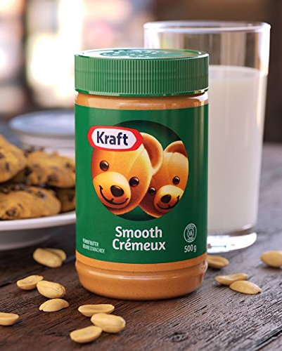 Kraft Peanut Butter Smooth - 500G (Kraft Peanut Butter Smooth)