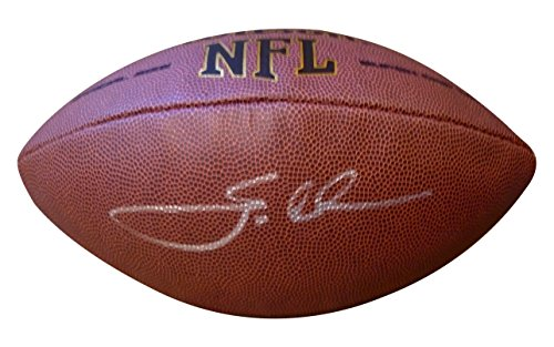 - Oakland Raiders Jon Gruden Autographed Hand Signed NFL Wilson Football with Proof Photo of Signing,Tampa Bay Buccaneers, ESPN Monday Night Football, COA