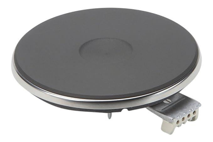 Ego - Placa de cocina (- 8 mm - 220 mm - 2000 W - 12.22453 ...