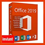 Microsoft Office 2019 Professional Plus ESD Para Windows 10 Chave Do Produto
