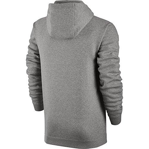 Nike Po Bb Grey dk Dk Heather Homme Nsw Hoodie M Sweatshirt Heathe Club pZxwpfrAq