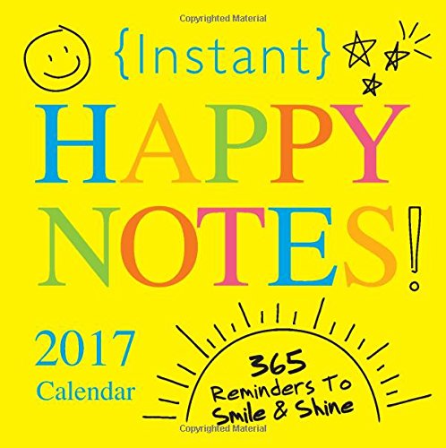Instant Happy Notes Boxed Calendar product image