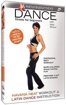 Amazon Dance Fitness For Beginners With Joby Brava Havana