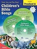 Children's Bible Songs, Carson-Dellosa Publishing Staff, 0769643159