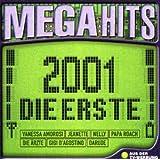 Mega Hits 2001-die Erste