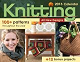 Knitting 2013 Day-to-Day Calendar, Susan Ripley, 1449419267