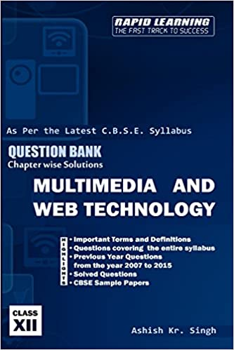 Class xii technology and web download multimedia ebook