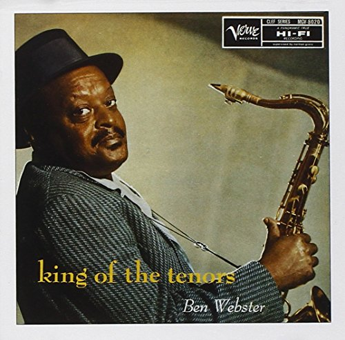 Ben Webster - King of the Tenors (CD)