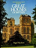 Front cover for the book National Trust Book of Great Houses of Britain by Nigel Nicolson