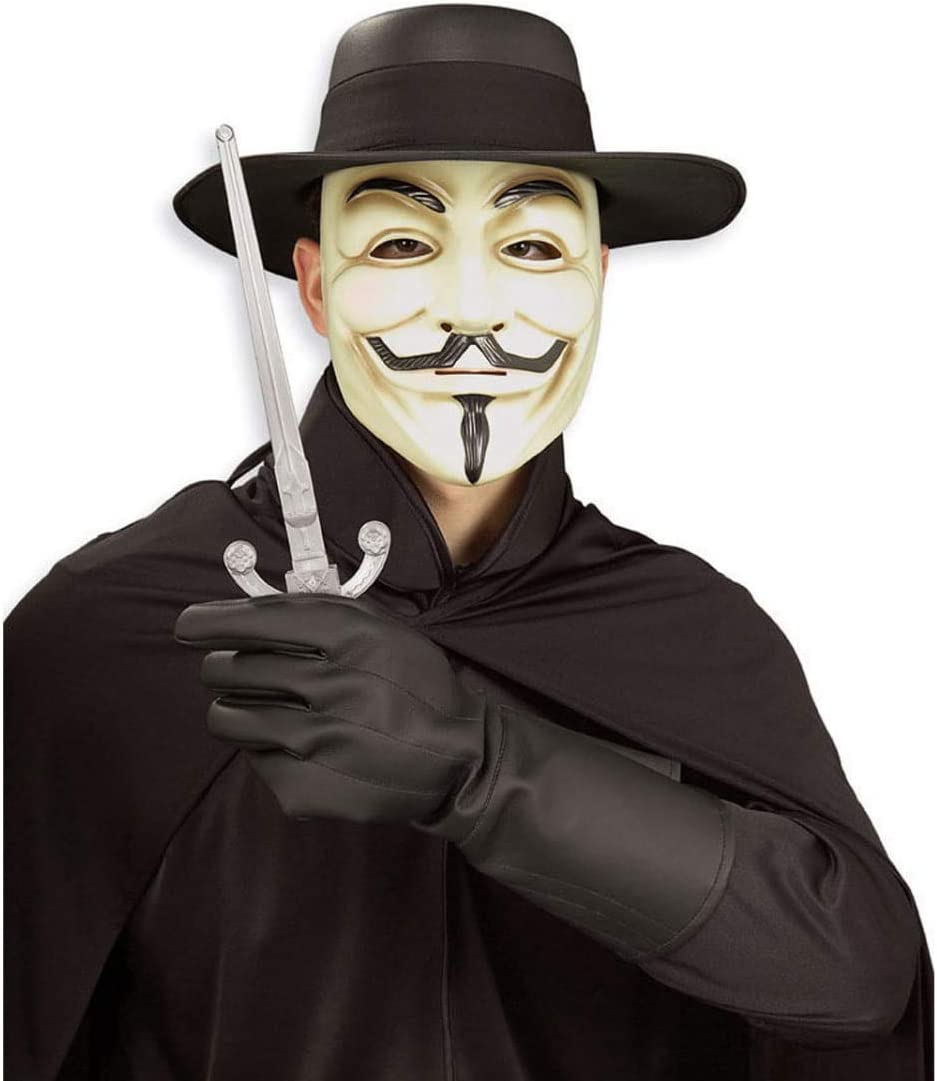 Horror-Shop V de Vendetta Sombrero: Amazon.es: Juguetes y juegos