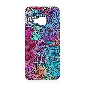 Hairs HTC One M9 3D wrap around Case - Design 11