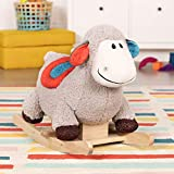 B. Toys – Loopsy Wooden Rocking Sheep – Rodeo
