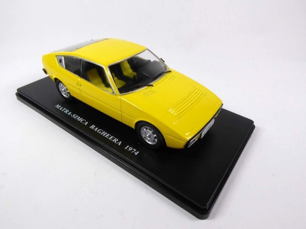OPO 10 E51 Matra-Simca Bagheera 1974 Salvat 1//24