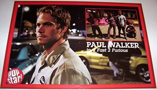 Paul Walker - 2 Fast 2 Furious - Justin Timberlake - 16