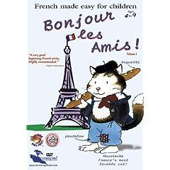 Bonjour Les Amis!, Vol. 1