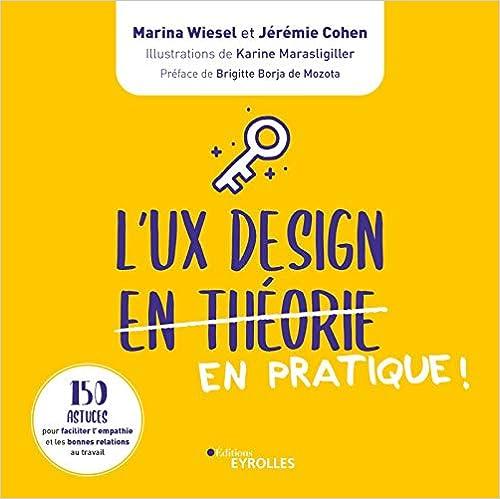 Livre Manuel de coaching pour UX Designers