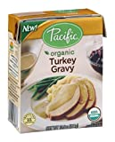 Pacific Foods Organic Gravy, Turkey, 13.9 Ounce (Pack of 12)