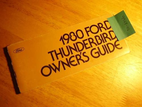 Ford 1980 Car Service Specifications