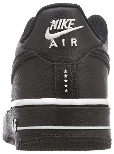 white Scarpe 036 Nike Bambino gs 1 Nero Force black Da black Air Basket Oq1BIwxP