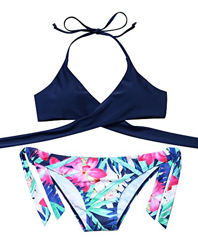 MOOSKINI Bikini Swimsuit Padding Bathing