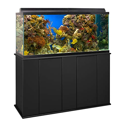 - Aquatic Fundamentals 16751, 75/90 Gallon Upright Aquarium Stand