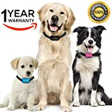Advanced Intelligence Anti Bark Dog Collar. Stop Dogs Barking Sound & Vibration, Small