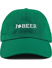 96aa5cc6dbd Irish Shamrock St. Patrick s Day Baseball Cap Unconstructed Dad Hat