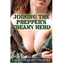Joining the Prepper's Creamy Herd (Post-SHTF Hucow Dairy Book 1)
