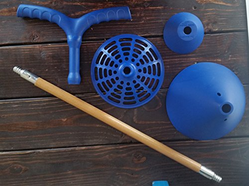Ball Clothes Washer Deluxe - Portable Clothes Washing Machine - Handheld - Manual - the Mobile Hand Powered Laundry Solution - New Ergonomic Comfort Grip Handle by Ball Clothes Washer (Image #8)