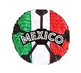 Mexico Soccerball Pinata