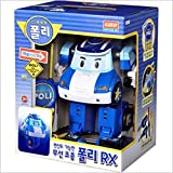 Robocar POLI RX 4 Ways Driving wireless Radio Closs remote control Toy robot 8.6
