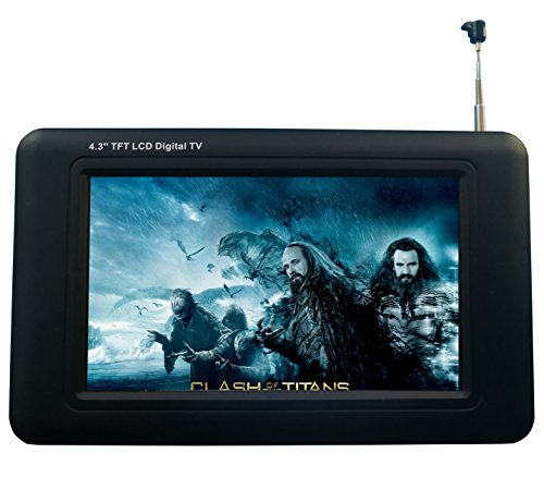 Battery Portable Tv - 5
