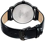 Timex Women's T2N790 Quartz Watch with Black Dial