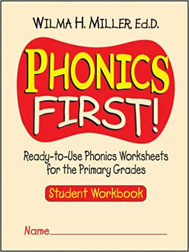 Amazon.com: Phonics First!: Ready-to-Use Phonics Worksheets for ...