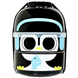 cool 999 - CuteZcute 2-Tier Kids Bento Lunch Box Food Container, Baby Cool Penguin